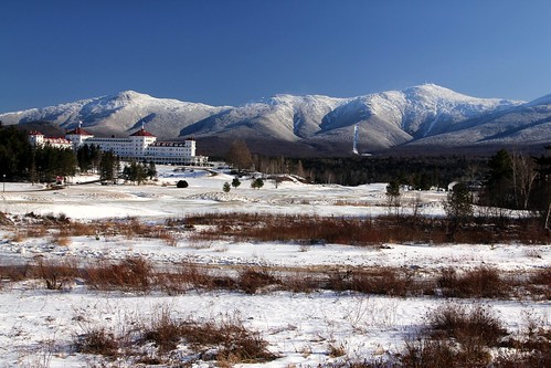 Mt. Washington with the Mt. Washington Hotel | by terberman