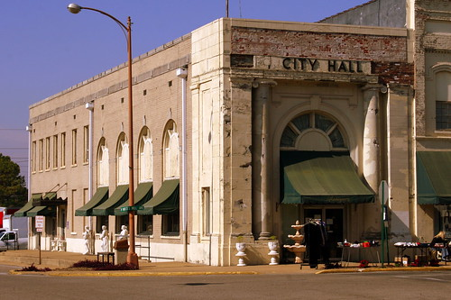 City Hall Of Dyersburg Tn