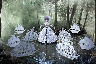 Wonderland 'The Queen's Armada' | by Kirsty Mitchell