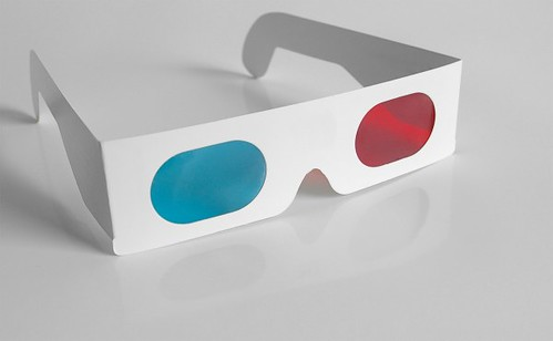 how to watch 3d with glasses