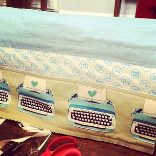 New sewing machine cover | by jeneverx