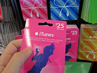 itunes gift card | by 401(K) 2013