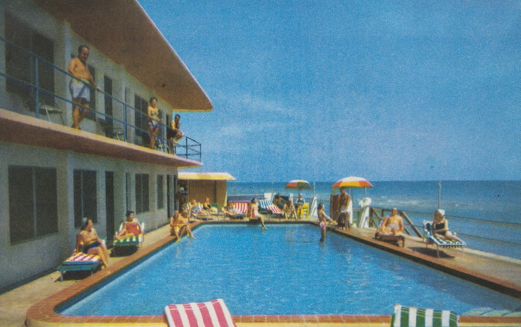 Seascape Motel and Apartments - Miami Beach, Florida