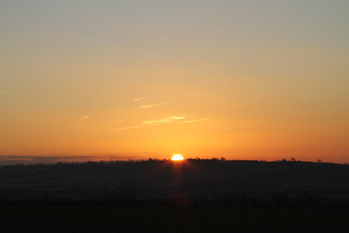 Sunrise 15.01.12 | by chrisreadingimages