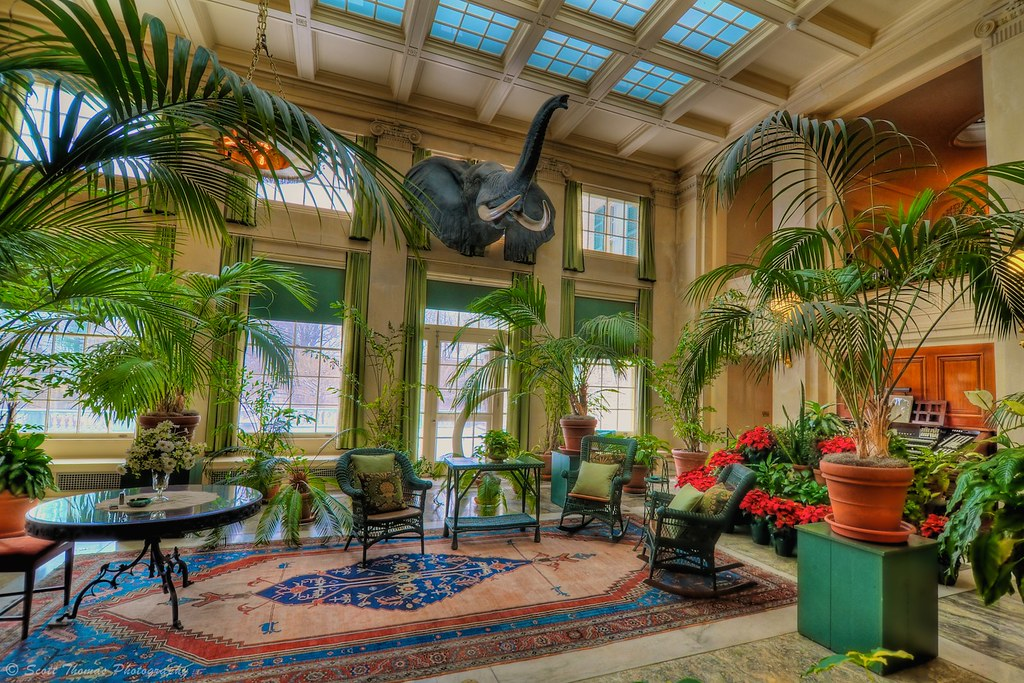 ... Conservatory For George Eastman | By Scottwdw