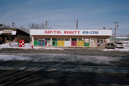 Capotol Beauty - Capitola Ave. - Milwaukee | by Erik_Ljung