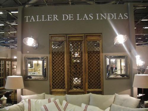 taller de las indias at maison objet 2012 1 a blend of