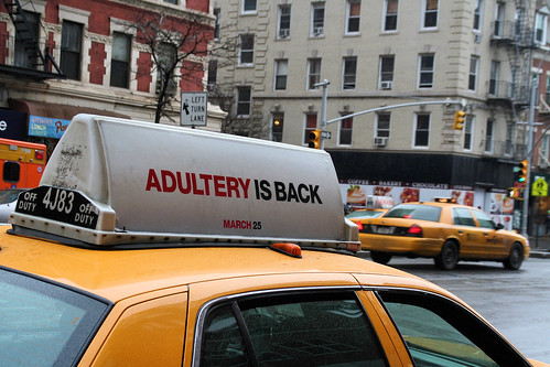 Adultery is Back | by Alex Nunez