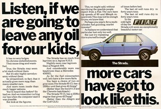 Fiat Strada Advert 1979 | by Trigger's Retro Road Tests!