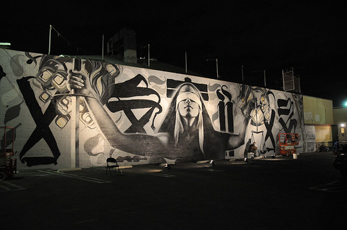 Kofie, El Mac, Retna | by TeamTaskForce