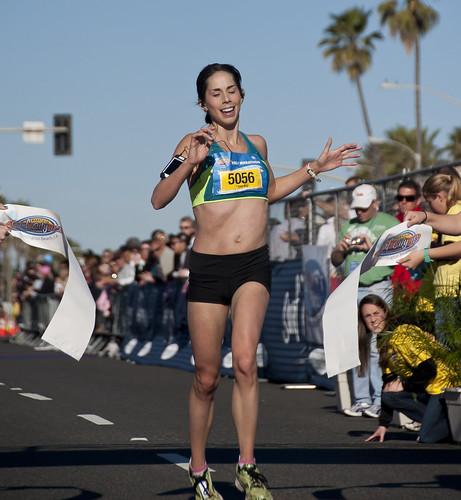 Huntington Beach Marathon Expo