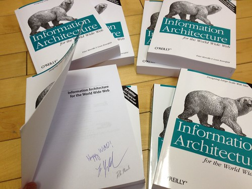 Signed Polar Bears | by Peter Morville