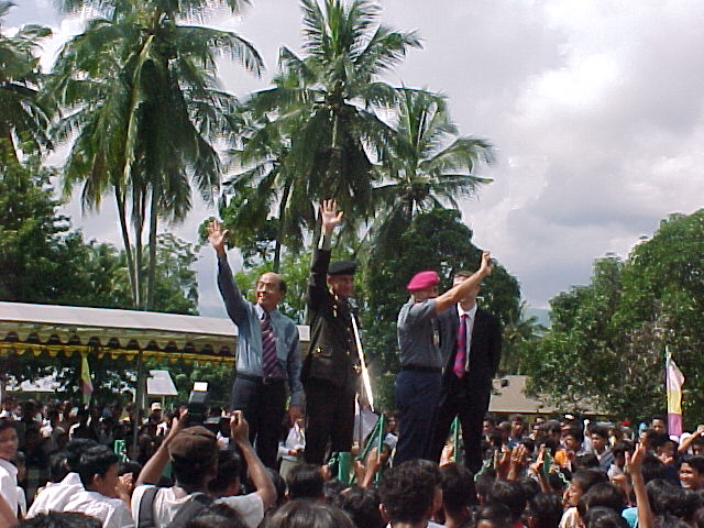 Peace Agreement Aceh Indonesia Source Centre For Humani Flickr