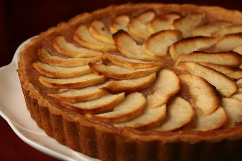 normandy apple tart 7 | by crumblycookie