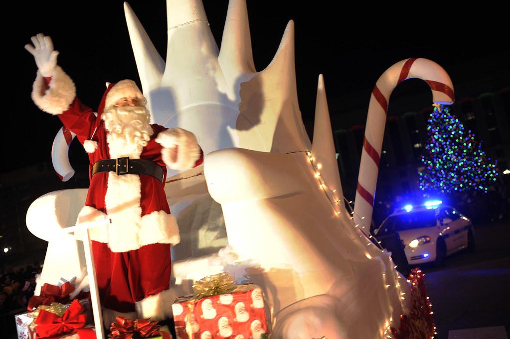 2011 Piedmont Natural Gas Nashville Christmas Parade 11 | Flickr