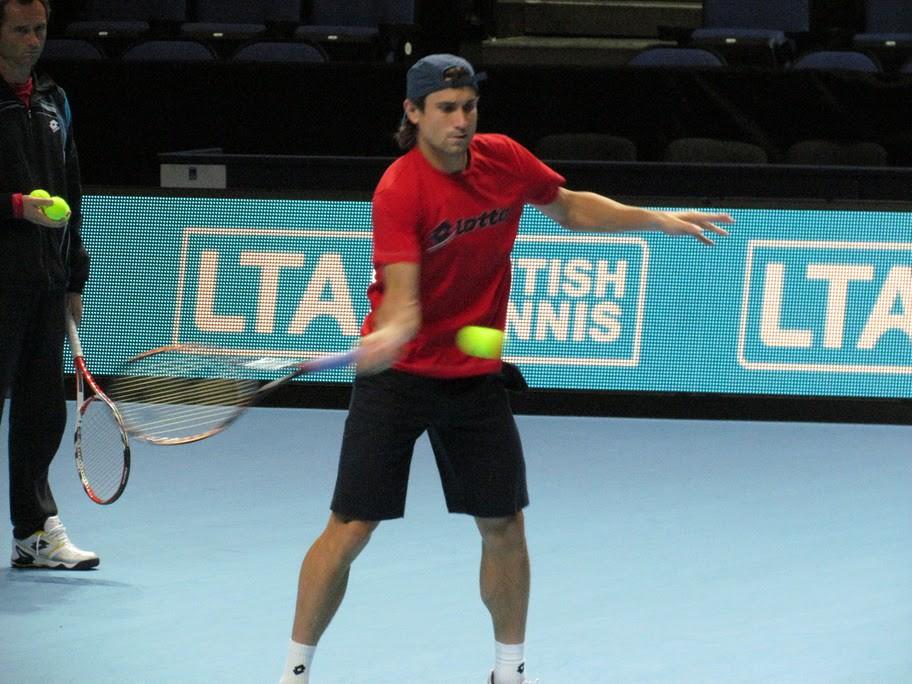 Ferrer Forehand Tennis Express Flickr