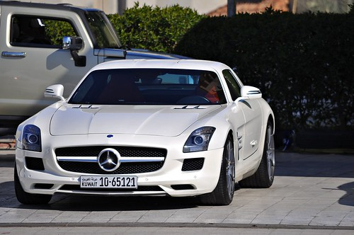 SLS AMG | by mb.560600.kuwait