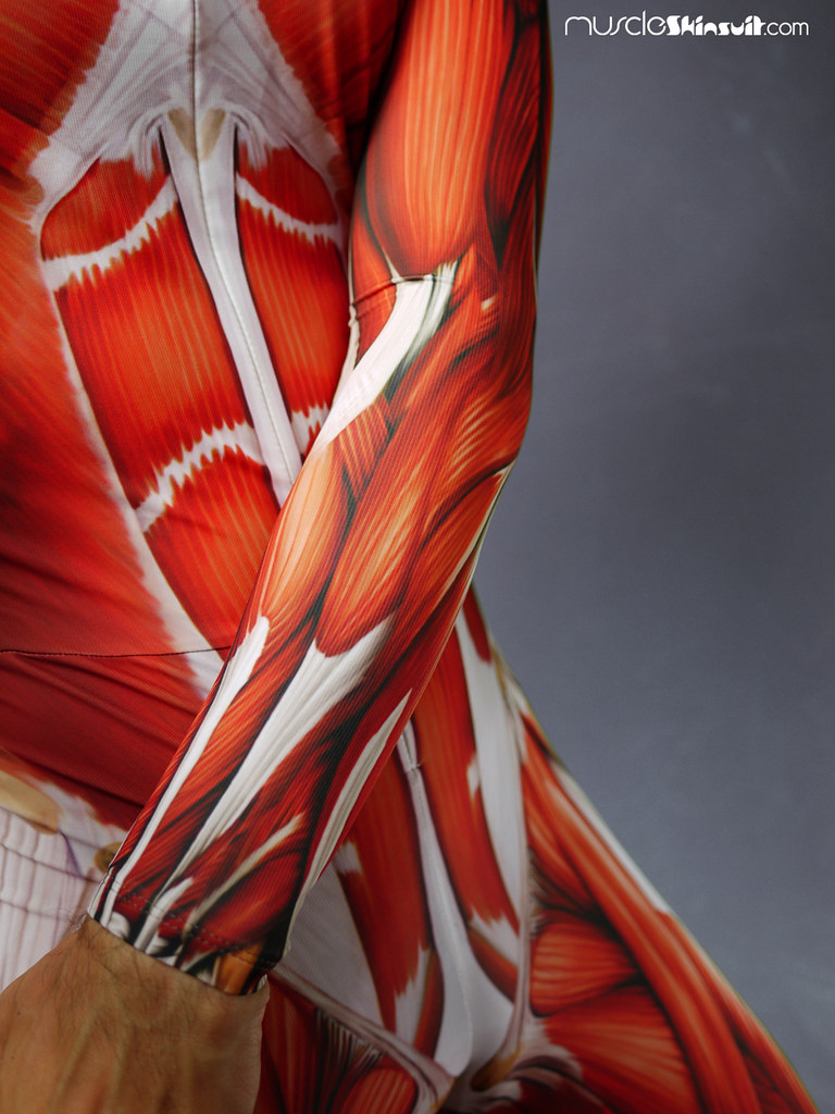 Muscle Skin Suit - fullbody suit | Tomasz Pietek | Flickr