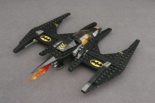 6863 Batwing Battle Over Gotham City - Batwing 2 | by fbtb