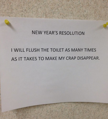 Your New Year's Resolution (a suggestion) | by passiveaggressivenotes