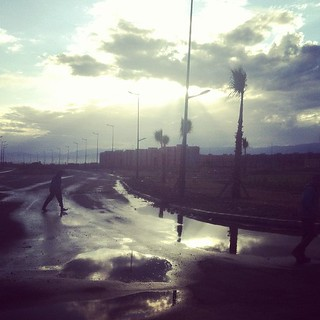 Marrakech Rains | by Elissa @ 17 and Baking