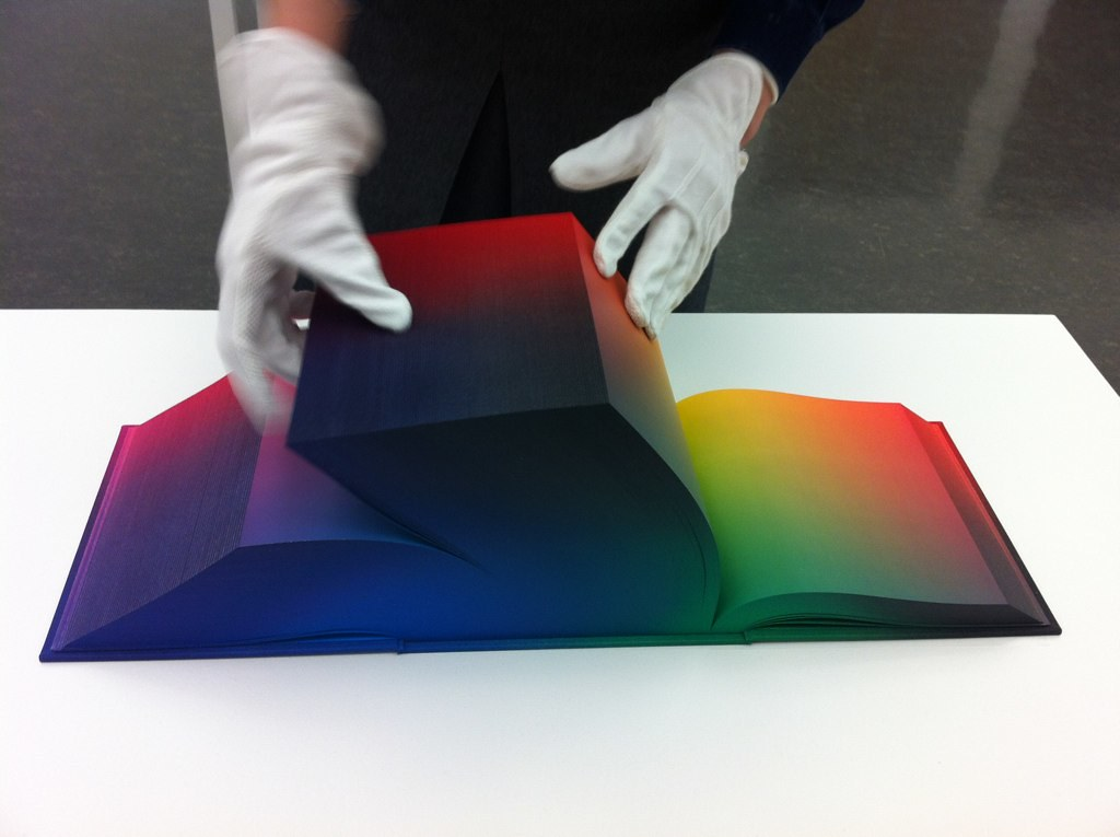 Book of color | This is one of three(?) books that lets you … | Flickr