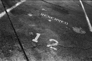 Reserved 12 | by Steve Snodgrass