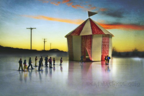 the night circus... | by CatMacBride