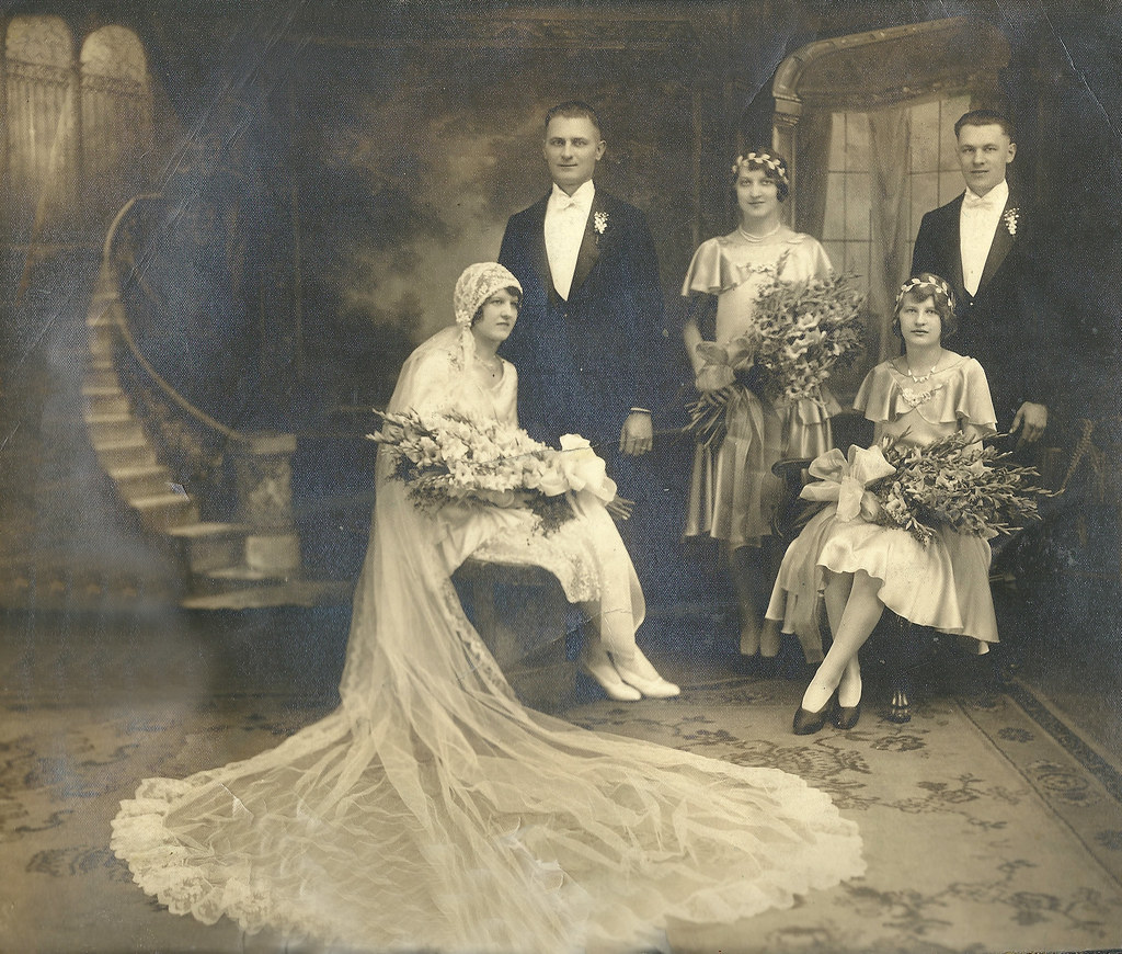 065 detroit wedding c1920s can anyone identify any of t flickr 065 by profkaren 065 by profkaren junglespirit Image collections