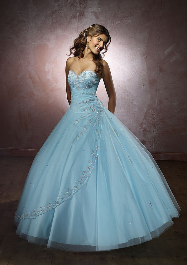 blue-colored-wedding-dress