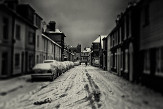 down streets and back alleys | by stocks photography.