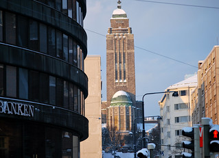 the tower in kallio | by the measure of mike