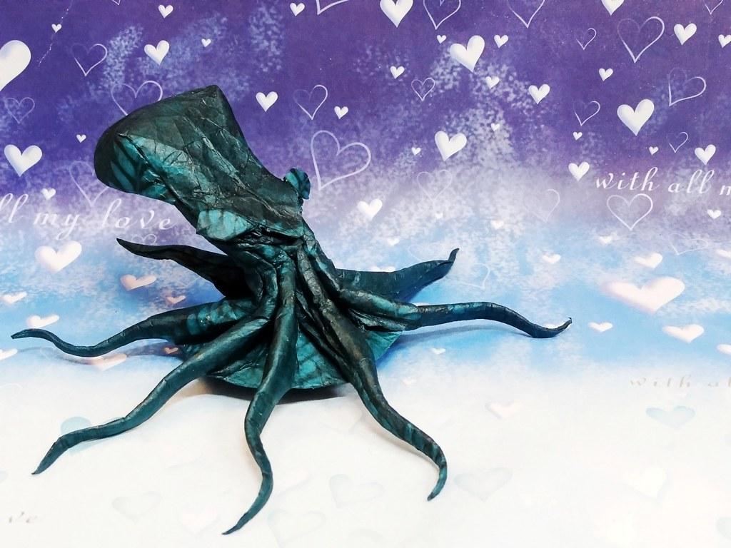 Octopus By Kamiya Satoshi