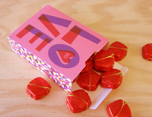 Valentine' Day Treat Box - free download | by airdrome