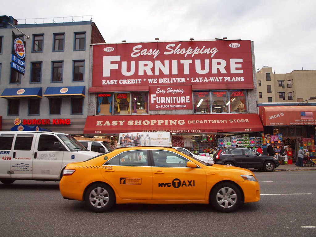 Affordable Easy Shopping Department Store On Third Avenue East Harlem New  York City By With Harlem Furniture Store