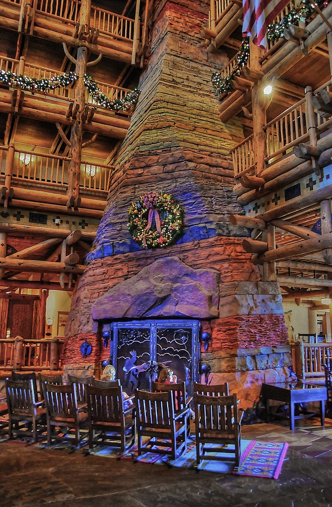 Christmas Time at the Wilderness Lodge (Explored) | You can'… | Flickr