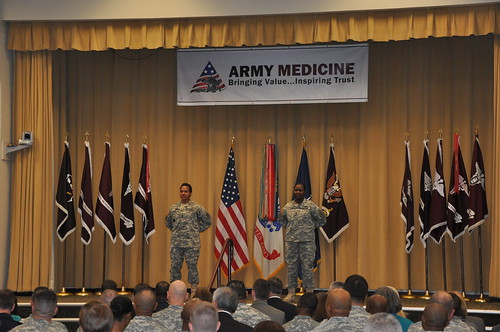 MEDCOM Change of Responsibility | by Army Medicine