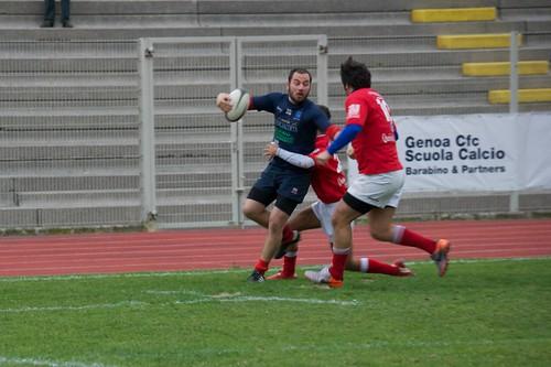 Manchi Passa All 39 Interno Cus Genova 22 Rovato 13 Flickr