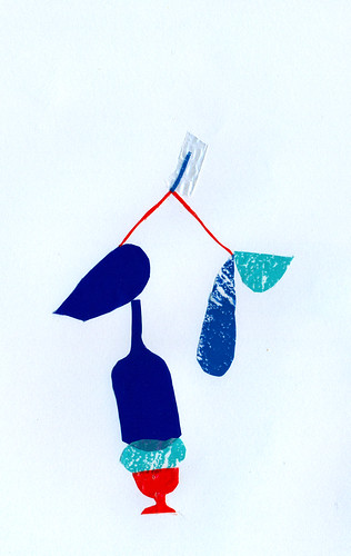 PLASTIC COLLAGE | by Naomi Kolsteren