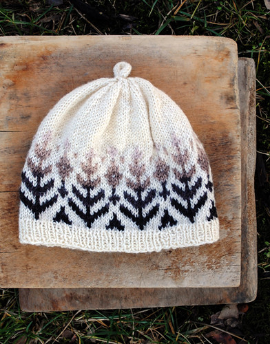 Whit's Knits: Little Fair Isle Hat | by the purl bee