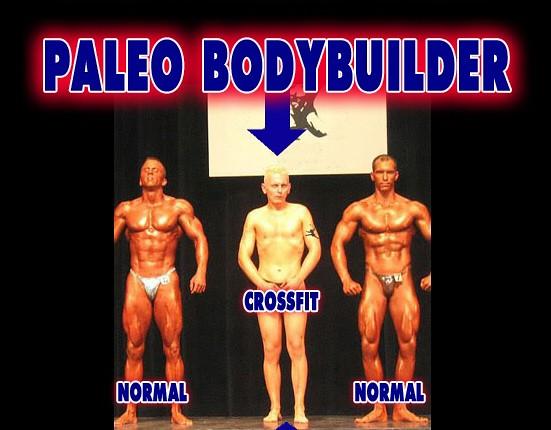 Paleo Crossfit Bodybuilder