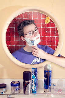 Shave more! (#08/52: new year's resolutions) ~Explored | by Ivo Noppen
