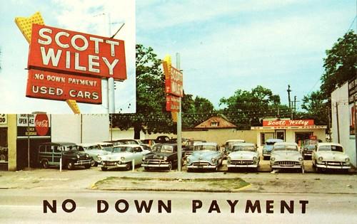 scott wiley used cars jacksonville fl 1950s 1424 main s alden jewell flickr. Black Bedroom Furniture Sets. Home Design Ideas
