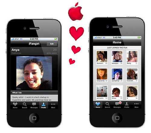 Free dating sites for iphone