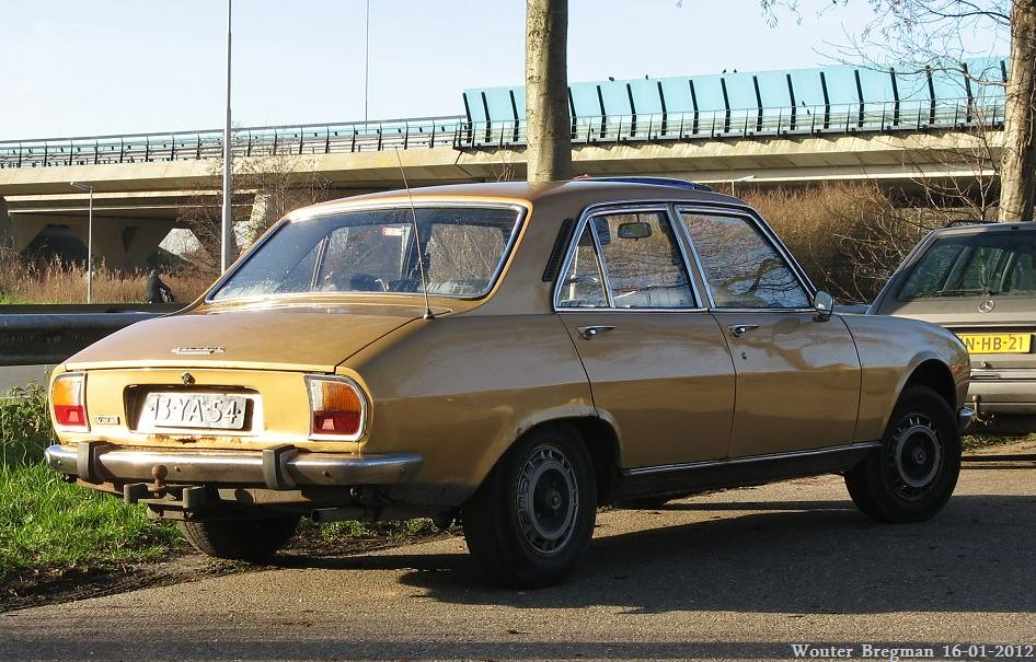 Peugeot 504 TI automatic 1973 | Wouter Bregman | Flickr