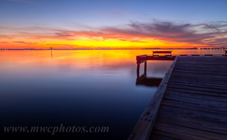 Sitting On The Dock Of The Bay | by Matt Currier Photography