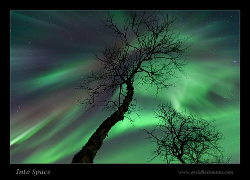 Into Space | by Arild Heitmann Photography