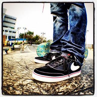Nike Pro Skate Borarding Shoes