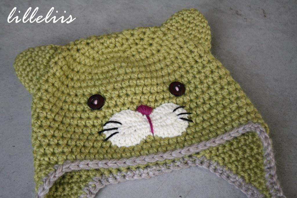 Crochet Kitty Hat Designs By Mari Liis Lille Flickr