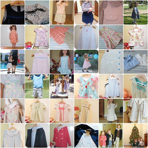 2011 Sewing Review | by ASM_Blue